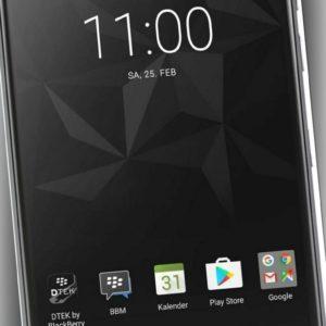 Blackberry Motion Black Android Smartphone ohne Vertrag, sofort...