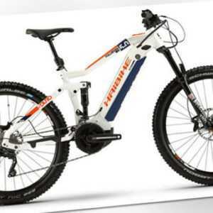 "Haibike SDURO FullSeven LT 5.0 Fully E-MTB 27,5"" E-Bike 2020 Yamaha RH 52/XL"