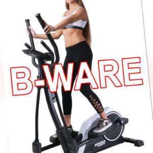B-Ware Miweba Sports Crosstrainer Heimtrainer Ergometer Cardio Fitness Trainer