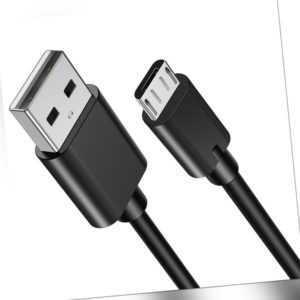 Neu Ladekabel für Samsung Handy LED 1m Micro USB Typ-C LG Huawei Xiaomi Samsung