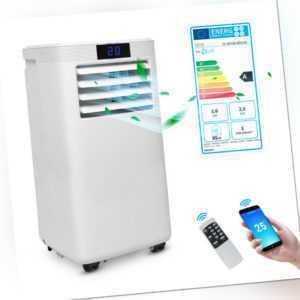 Mobile Klimaanlage Klimagerät 9000 BTU Kühlen R290 Ventilator mit Wifi 4in1