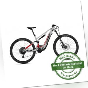 Ghost Hybride ASX Base 160 Bosch Elektro Fahrrad 2021