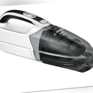 Bosch BHN14N Akku-Handstaubsauger (14,4V, weiß, beuttellos, waschbarer Filter)