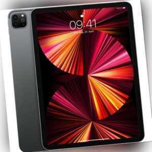 """Apple iPad Pro 11"""" 2021 - 128GB - Wi-Fi - Space Grey - 🔥 NEU & OVP 🔥 WOW"""
