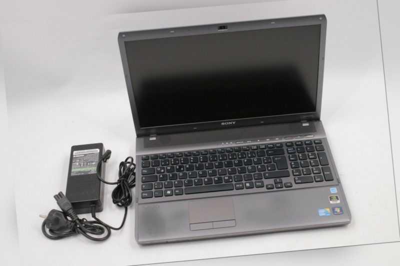 "Sony VAIO VPC-F11C4E 16,4"" 500GB, Intel Core i7 1,6GHz, 8GB - Vom Händler -"