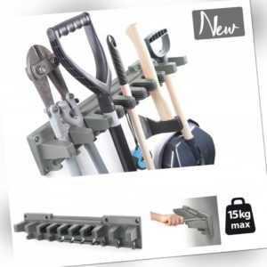 Werkzeughalter Multi-Holder Gerätehalter für Garten, 31cm oder 60cm Breite