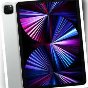 "Apple iPad Pro 11"" 2021 - 128GB - Wi-Fi - Silber - 🔥 NEU & OVP 🔥 WOW"