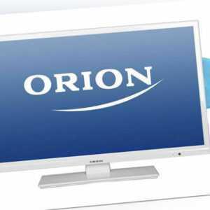 """Orion CLB32W880DS 80 cm 32"""" TV Triple Tuner 200Hz mit DVD Player weiß #402"""