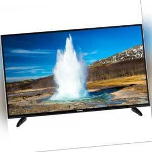 Telefunken Full HD Fernseher D48F282N4CWI DVB-T2 DVB-C DVB-S2 48 Zoll Smart TV