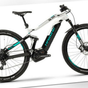 "Haibike SDURO FullNine 7.0 29"" E-Bike MTB 2019 Elektrofahrrad RH 44/M Bosch 500"
