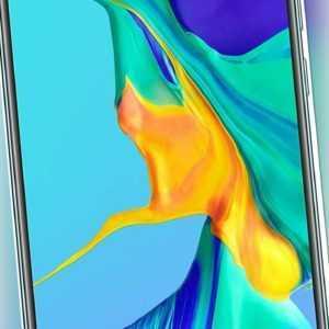 Huawei P30 128GB Dual-SIM Smartphone Android Neuwertig