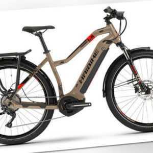 "Haibike SDURO Trekking 4.0 Damen 27,5"" E-Bike 2020 Elektrofahrrad Yamaha RH 52/L"