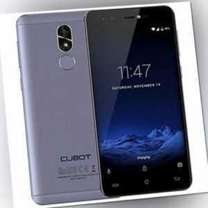Cubot R9 16GB [Dual-Sim] Starry Blue  [OHNE SIMLOCK] SEHR GUT
