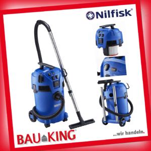 Nilfisk MULTI II 30 T Nass-Trockensauger Gerätesteckdose Staubsauger Industrie