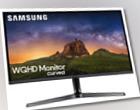 Samsung LC27JG50QQUXEN Monitor Transportschaden Panelbruch defekt Ersatzteile