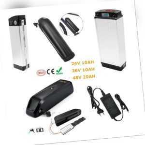 24V 36V 48V 12Ah 10Ah 20Ah 250W 350W 500W 1000W 1500W Fahrrad Li-ion batterie