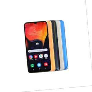 Samsung Galaxy A50 / 128GB / Blau Koralle Weiß Schwarz /...