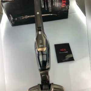 AEG-CX7 FLEXIBILITY 18V 2-IN-1 BRAUN AKKU-HANDSTAUBSAUGER