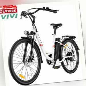 "Elektrofahrrad E-Bike 14/26"" Damen/Mann Mountain Efahrrad 350W Shimano Pedelec"