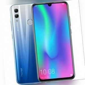 Huawei Honor 10 Lite 64GB 3GB RAM Sky Blue Android Smartphone