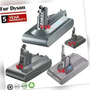 Akku Batterie Für Dyson V6 V7 V8 V10 Animal Absolute 4.0AH Vakuum Staubsauger DE