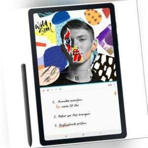 Samsung Galaxy Tab S6 Lite 10,4 64GB WiFi Tablet-PC grau WUXGA+, Android, 8MP