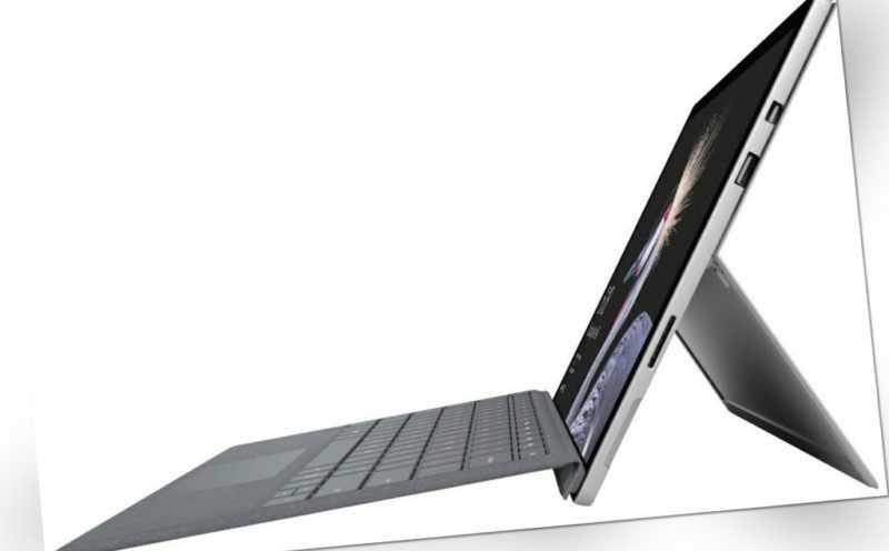 Microsoft Surface Pro 5 (1796) i5-7300U 2x2,6GHz 8GB 256GB CAM 2736x1824 WIN10 A