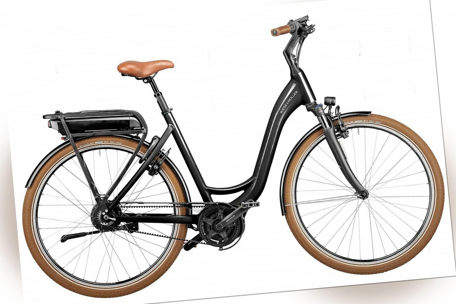 Riese & Müller Swing3 Vario Urban 500 Wh City E-Bike Pedelec Bosch Performance