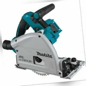 MAKITA 2x18V Akku Tauchsäge 56mm DSP600ZJ   ohne Akku ohne Ladegerät