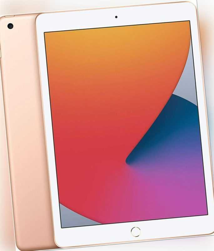 """Apple iPad 10,2"""", Wi-Fi, 128 GB 8. Generation"""