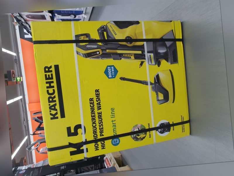 Kärcher K 5 PREMIUM SMART CONTROL HOME, Hochdruckreiniger