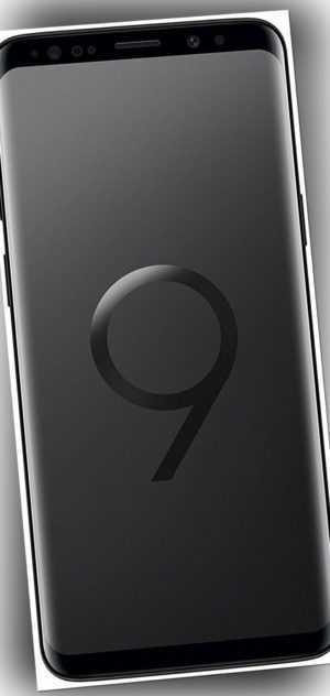 Samsung G960F Galaxy S9 Duos 64GB Schwarz Android Smartphone Gebraucht