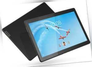Lenovo Smart Tab M10 TB-X605L LTE  4G schwarz Tablet - GEBRAUCHT AKZEPTABEL!!