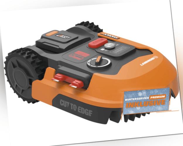 WORX Mähroboter Landroid M500-2.0 Rasenmäher Gartenmaschine Forstbedarf Robot 1T