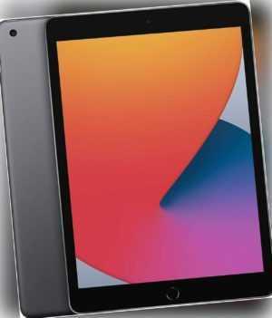 "APPLE iPad Wi-Fi (8. Generation 2020), Tablet, 32 GB, 10,2"" Space Grau"