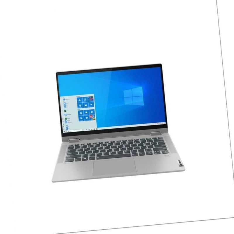 Lenovo IdeaPad Flex 5 grau 128GB Win10 Notebook - TOP ZUSTAND - DE HÄNDLER!!