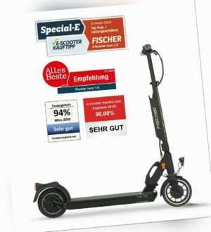NEU♻️ FISCHER IOCO 1.0 E-SCOOTER mit Straßenzulassung Elektroscooter