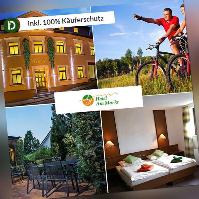 3 Tage Urlaub im Hotel Am Markt in Ehrenfriedersdorf mit Frühstück