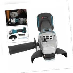 Für  Makita Akku Winkelschleifer DGA504 18V 125 mm Solo kurze Version Neue Aufla