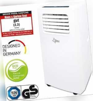 SUNTEC mobiles Klimagerät Klimaanlage mobil Klima Luftentfeuchter Impuls 2.6 NEU