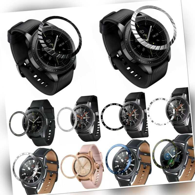 Lünette Bezel Schutz Ring für Samsung Gear S3 Classic/Frontier/Galaxy Watch (3)