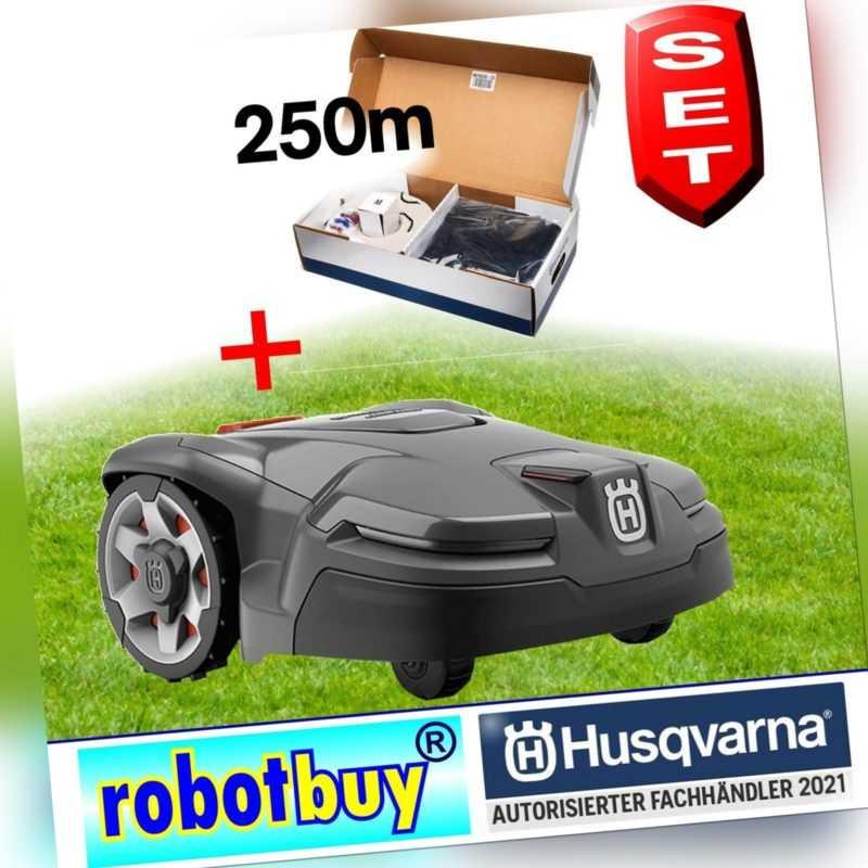 "Automower 405X Rasenroboter mit Draht Kit ""M"" - direkt vom Husqvarna Fachhändler"
