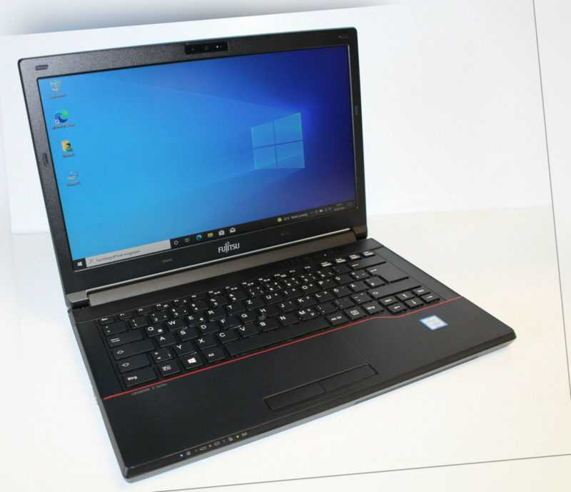 "Laptop Fujitsu LifeBook E546 14"" FHD Core i5 6200U 8GB RAM 512GB SSD #4001"