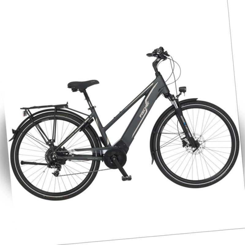 FISCHER Fahrrad Viator 5.0i, Pedelec, grau