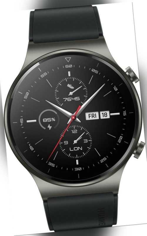 Huawei Watch GT 2 Pro Vidar B19S Sport Night schwarz