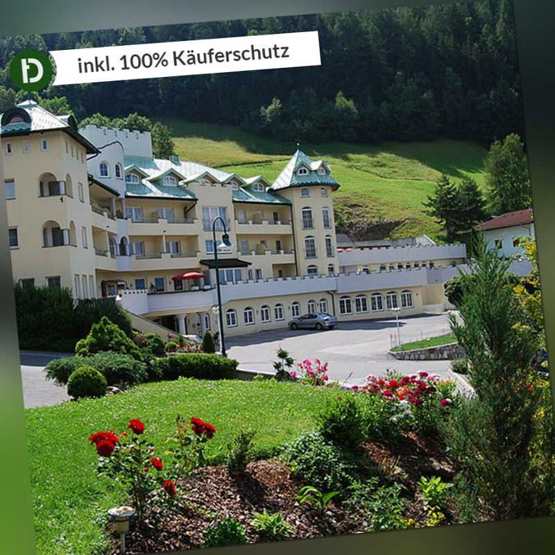 Ötztal 6 Tage Haiming Urlaub Hotel Ferienschlössl Gutschein Halbpension 4 Sterne