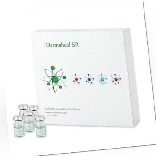 Dermaheal SR (10x5ml) - BioRevitalisierung -  Skin Rejuvenating,  Microneedling