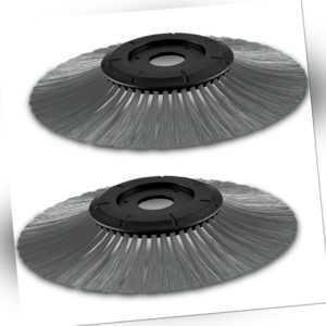 Kärcher Seitenbesen 2x Besen 2.644-026.0 für Kehrmaschine S500 S550 S650