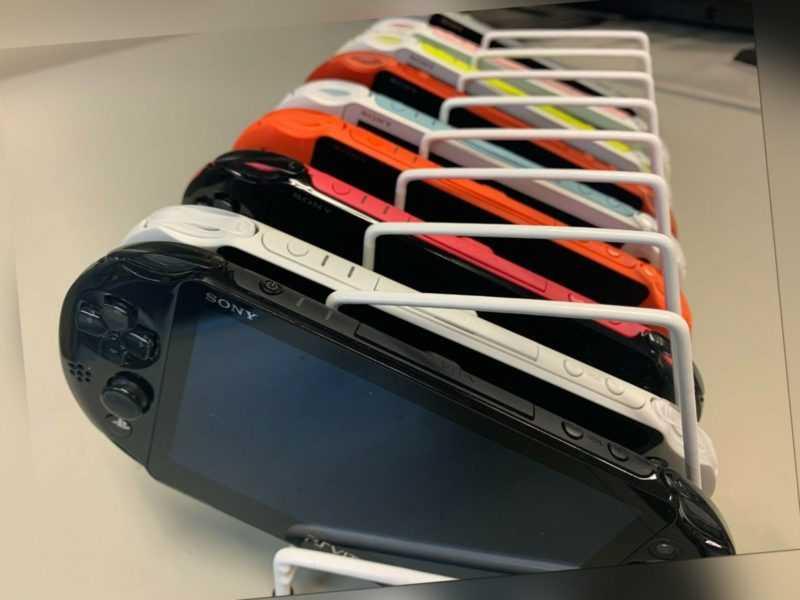 Ps Vita PCH-2000 Sony PLAYSTATION Konsole Nur Verschiedene Farben 【 Gute 】