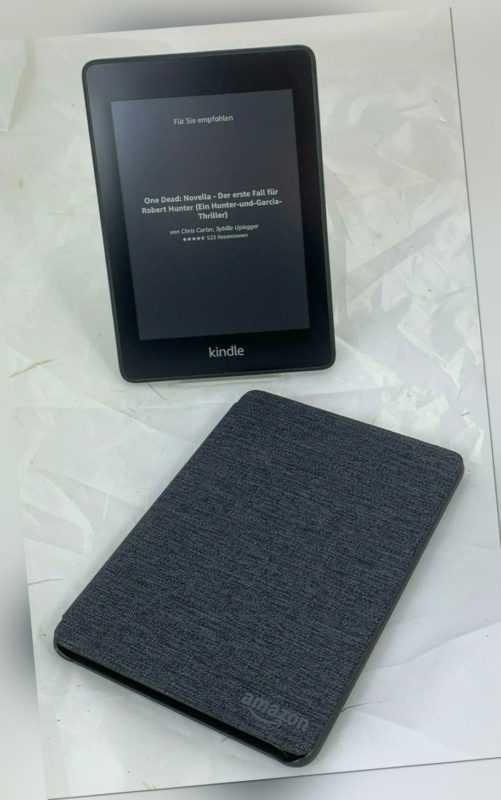 Amazon Kindle Paperwhite 10. Generation WLAN 8 GB mit Spezialangeboten C7 1971I7